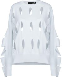 Love Moschino Jumper - White