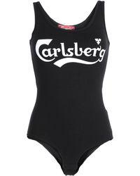 Carlsberg Camiseta de tirantes - Negro