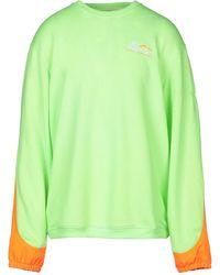 Les Benjamins Sweatshirt - Green