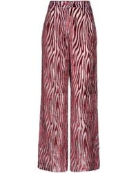 Manoush Casual Pants - Red