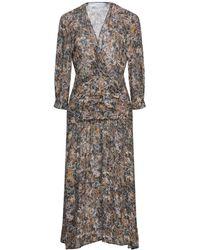 IRO Long Dress - Grey