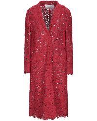 Valentino Knee-length Dress - Red