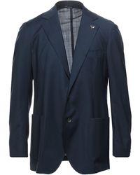 Tombolini Suit Jacket - Blue