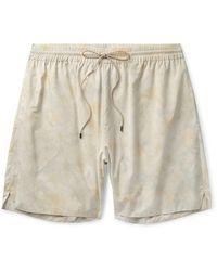AURALEE Bermuda Shorts - White