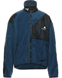 Flagstuff Jacket - Blue