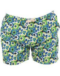 Drumohr Swim Trunks - Green
