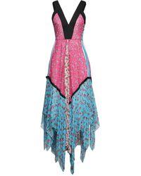 Byblos Long Dress - Blue