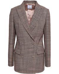 Agnona Suit Jacket - Grey