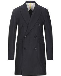 Gazzarrini Coat - Blue