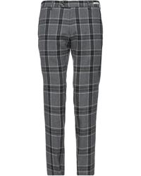L.B.M. 1911 Casual Trouser - Grey
