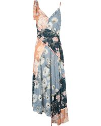 We Are Kindred Long Dress - Blue
