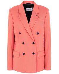Calvin Klein Suit Jacket - Pink