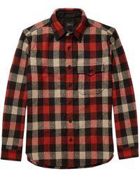 J.Crew Camisa - Rojo