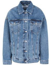Department 5 Denim Outerwear - Blue