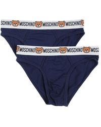 Moschino Brief - Blue