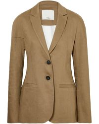 Tibi Suit Jacket - Green