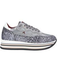 ED PARRISH Low Sneakers & Tennisschuhe - Grau