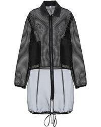 Pianurastudio Overcoat - Black