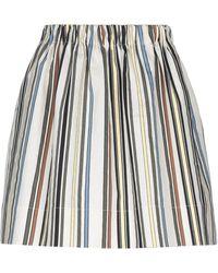 Suoli Minifalda - Blanco