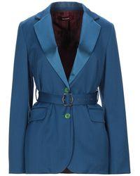 Sies Marjan Suit Jacket - Blue