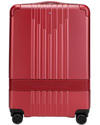 Montblanc Trolley - Rosso