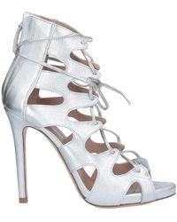 Aldo Castagna Sandals - Metallic