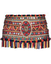 Dolce & Gabbana Shorts - Red