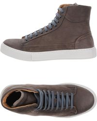 Low Brand High-tops & Trainers - Grey