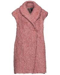 Masnada Coat - Pink