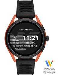 Emporio Armani Smartwatch - Schwarz