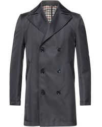 Grey Daniele Alessandrini Coat - Grey