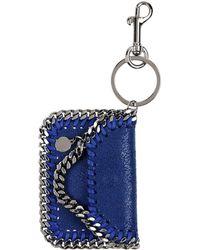 Stella McCartney Key Ring - Blue