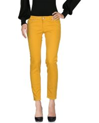 Roy Rogers - Casual Pants - Lyst