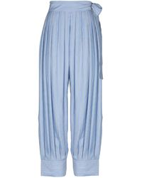 JW Anderson Casual Trousers - Blue