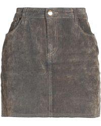 Jijil Gonna jeans - Grigio