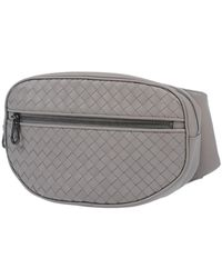 Bottega Veneta Backpacks & Bum Bags - Grey