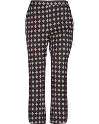 Maliparmi Pantalones - Negro