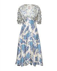 Antonio Marras 3/4 Length Dress - White