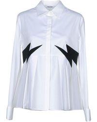 Neil Barrett Shirt - White
