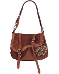 Campomaggi Shoulder Bag - Brown
