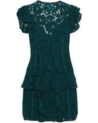 Marissa Webb Short Dress - Green