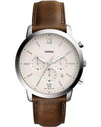 Fossil Reloj de pulsera - Blanco