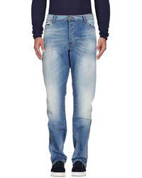 Wrangler Denim Trousers - Blue