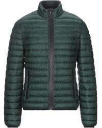 Trussardi Synthetic Down Jacket - Green