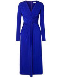 Jason Wu 3/4 Length Dress - Blue