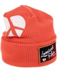 Woolrich Chapeau - Orange