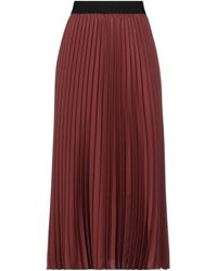 Sportmax Code Midi Skirt - Brown