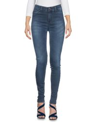 S.o.s By Orza Studio Denim Trousers - Blue
