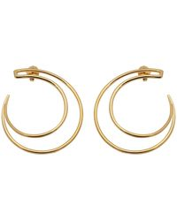 MISHO Earrings - Metallic