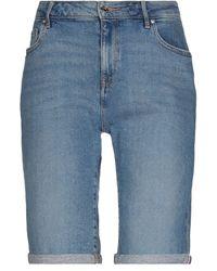 Tommy Hilfiger Denim Shorts - Blue